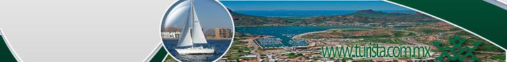Map for Hotels in San Carlos Guaymas