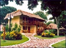 Chicanná Ecovillage Resort