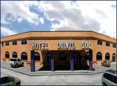 Hotel Quinto Sol Teotihuacán