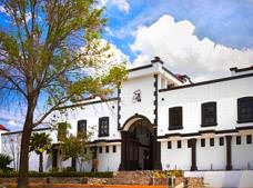 The Latit Real Hacienda de Santiago