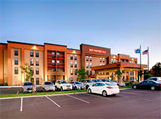 Best Western Plus Fresno Airport Hotel