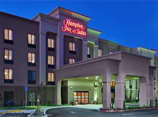 Hampton Inn and Suites Fresno Northwest