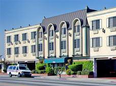 Best Western Airport Plaza Inn