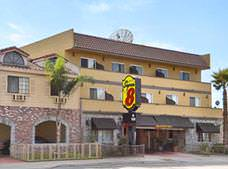 Super 8 Motel Inglewood LAX LA Airport