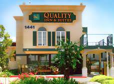 Quality Inn Anaheim California