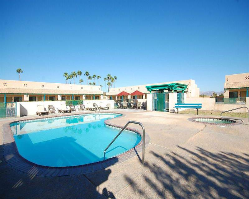 M Star Inn and Suites Blythe