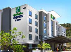 Holiday Inn Express and Suites San Diego Hotel Circle