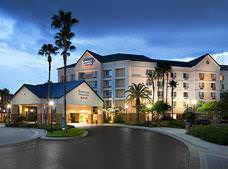 Fairfield Inn and Suites Orlando Lake Buena Vista in the Marriott Village