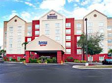 Fairfield Inn and Suites Orlando Near Universal Orlando Resort