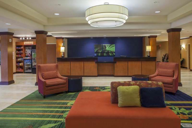 Fairfield Inn & Suites by Marriott St. Augustine I-95