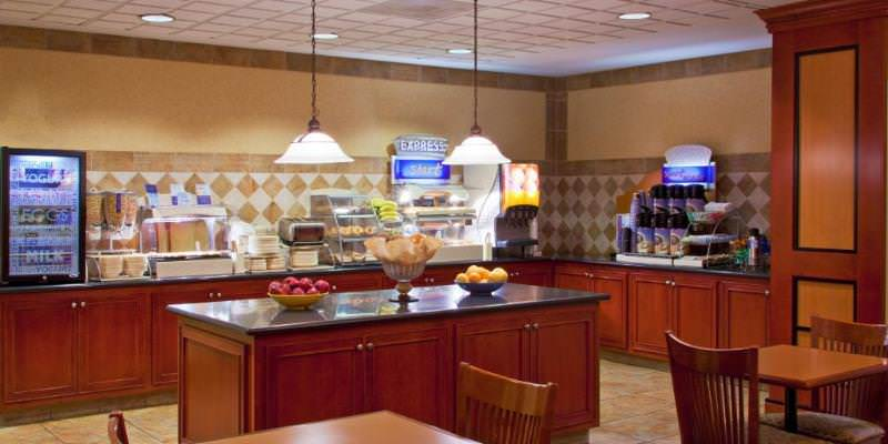 Holiday Inn Express And Suites Fort Wayne