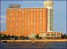 Hyatt Harborside at Boston's Logan International Airport