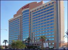 Las Vegas Marriott Suites