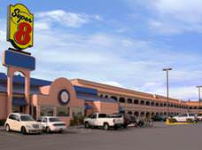 Super 8 Motel Nellis AFB