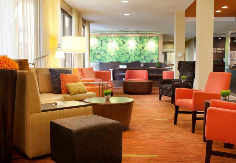 Courtyard by Marriott Albuquerque Airport