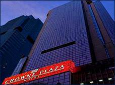 Crowne Plaza Hotel Times Square Manhattan