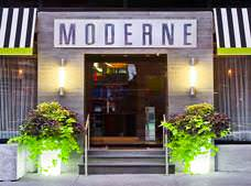 The Moderne Hotel