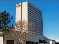 Crowne Plaza Hotel Houston  I 10 West