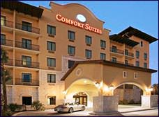 Comfort Suites Alamo  Riverwalk