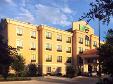 Holiday Inn Express Hotel and Suites San Antonio NW Near SeaWorld