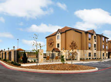 Microtel Inn and Suites SeaWorld Lackland AFB